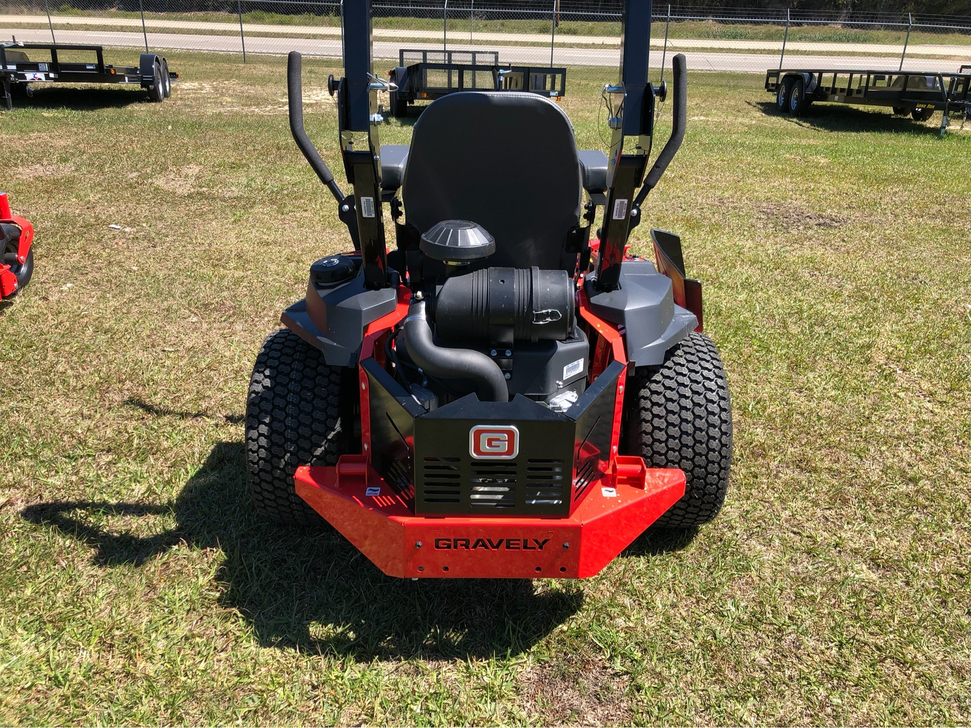 2019 Gravely USA Pro-Turn ZX 52 in. Kawasaki FX691V 22 hp in Saucier, Mississippi - Photo 7
