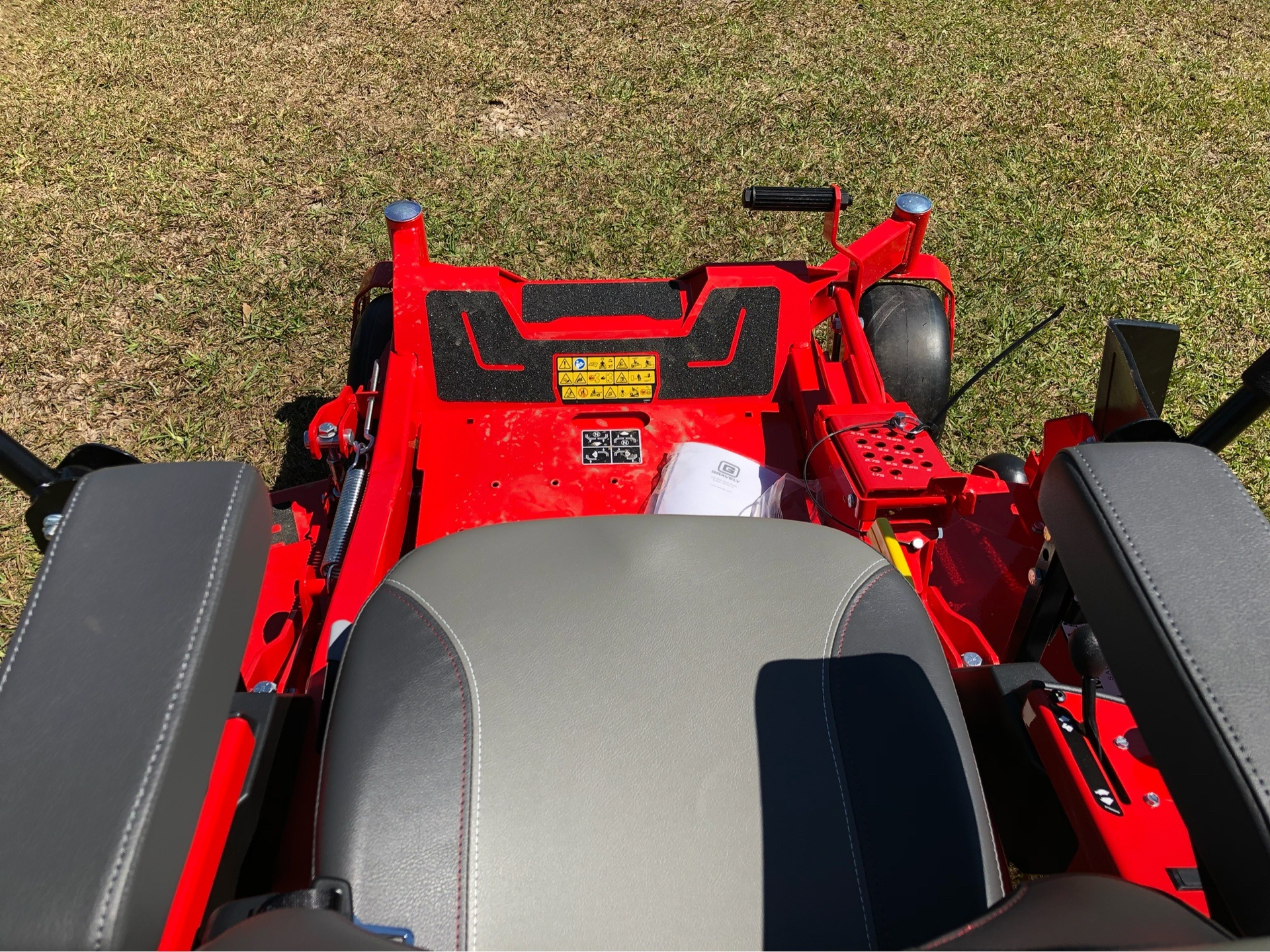 2019 Gravely USA Pro-Turn ZX 52 in. Kawasaki FX691V 22 hp in Saucier, Mississippi - Photo 8