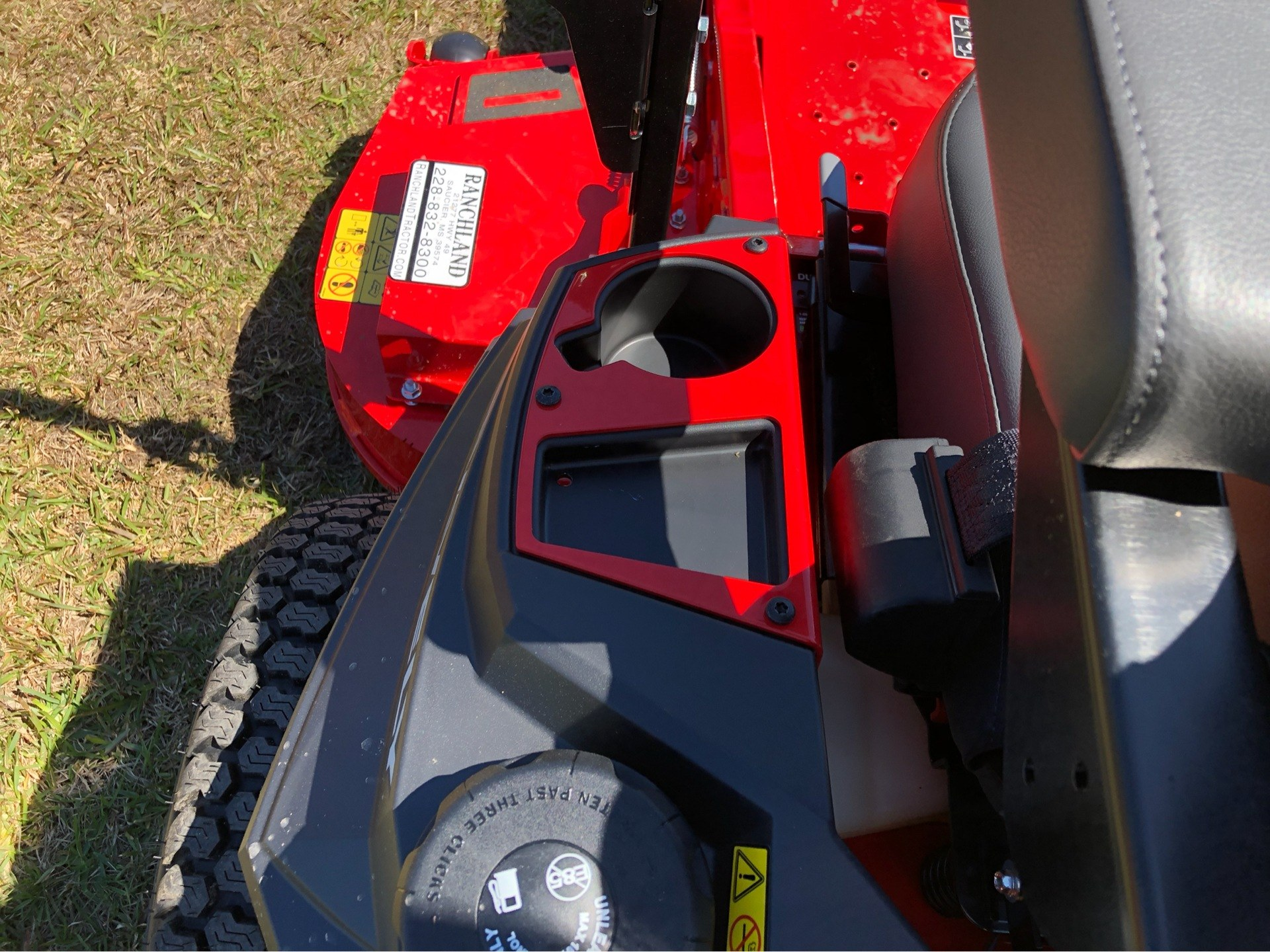 2019 Gravely USA Pro-Turn ZX 52 in. Kawasaki FX691V 22 hp in Saucier, Mississippi - Photo 9