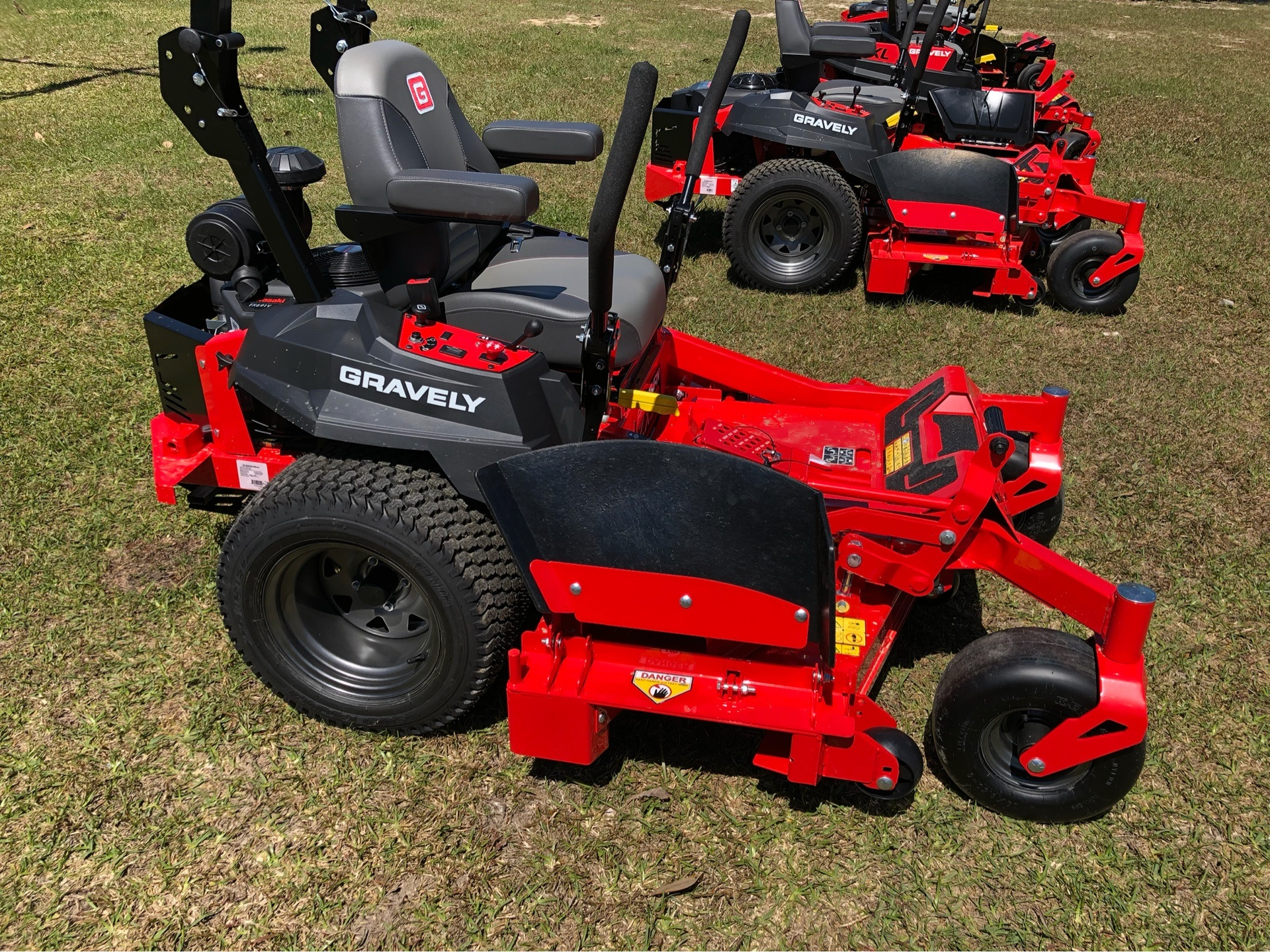 2019 Gravely USA Pro-Turn ZX 52 in. Kawasaki FX691V 22 hp in Saucier, Mississippi - Photo 11
