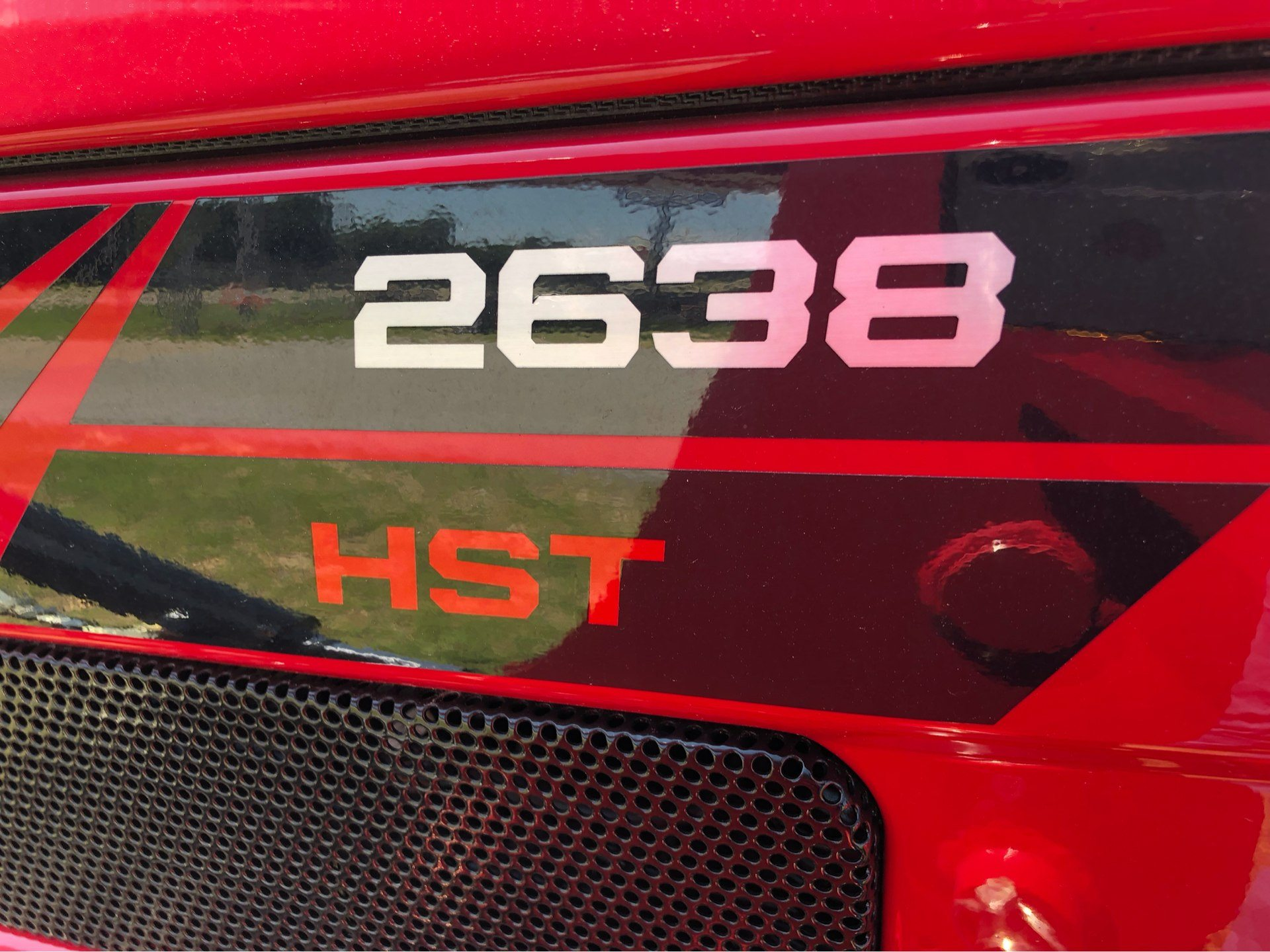 2019 Mahindra 2638 HST in Saucier, Mississippi - Photo 13