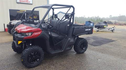 2018 Can-Am Defender DPS HD8 in Saucier, Mississippi