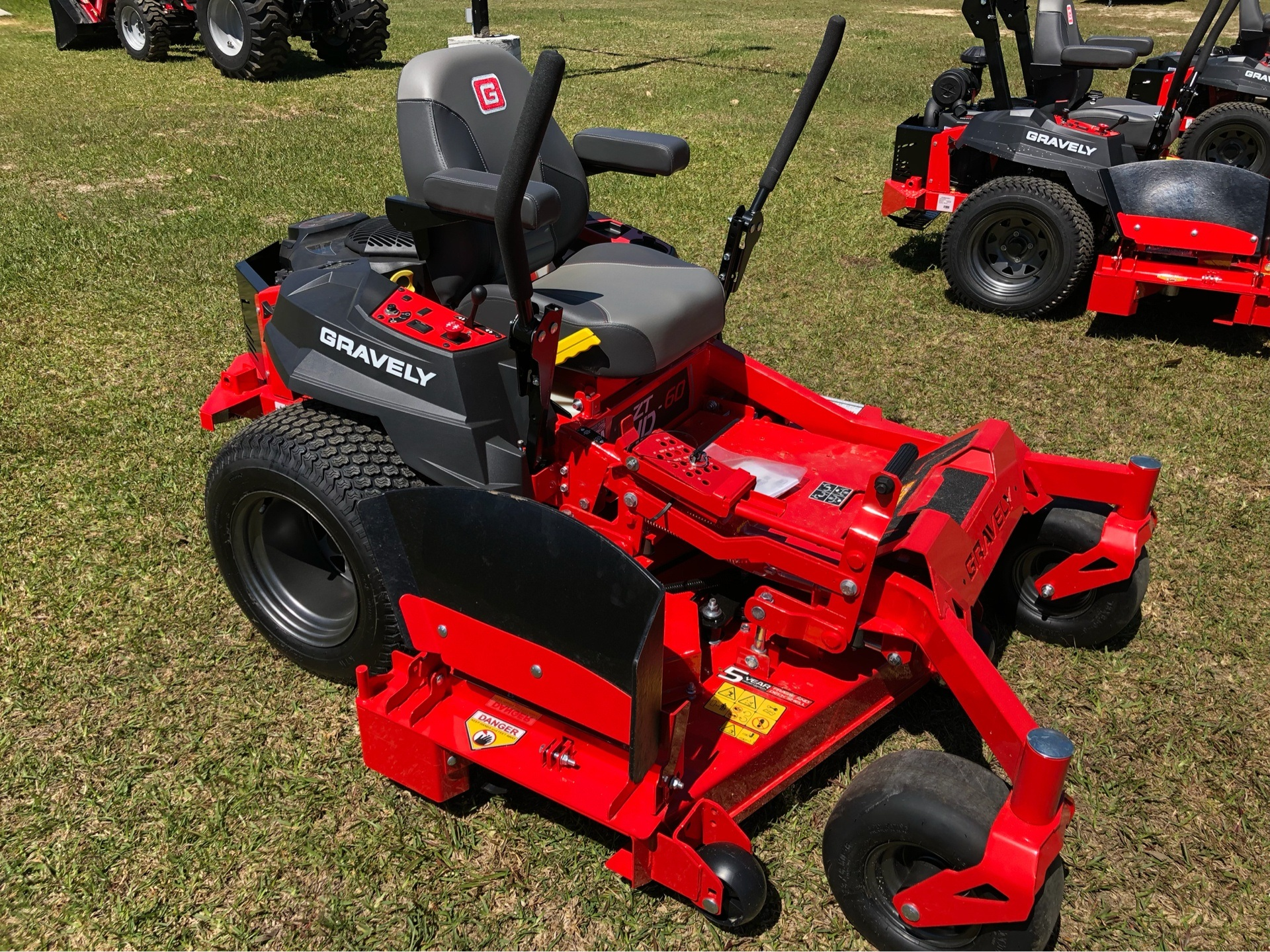 2019 Gravely USA ZT HD 60 (Kohler) in Saucier, Mississippi - Photo 1