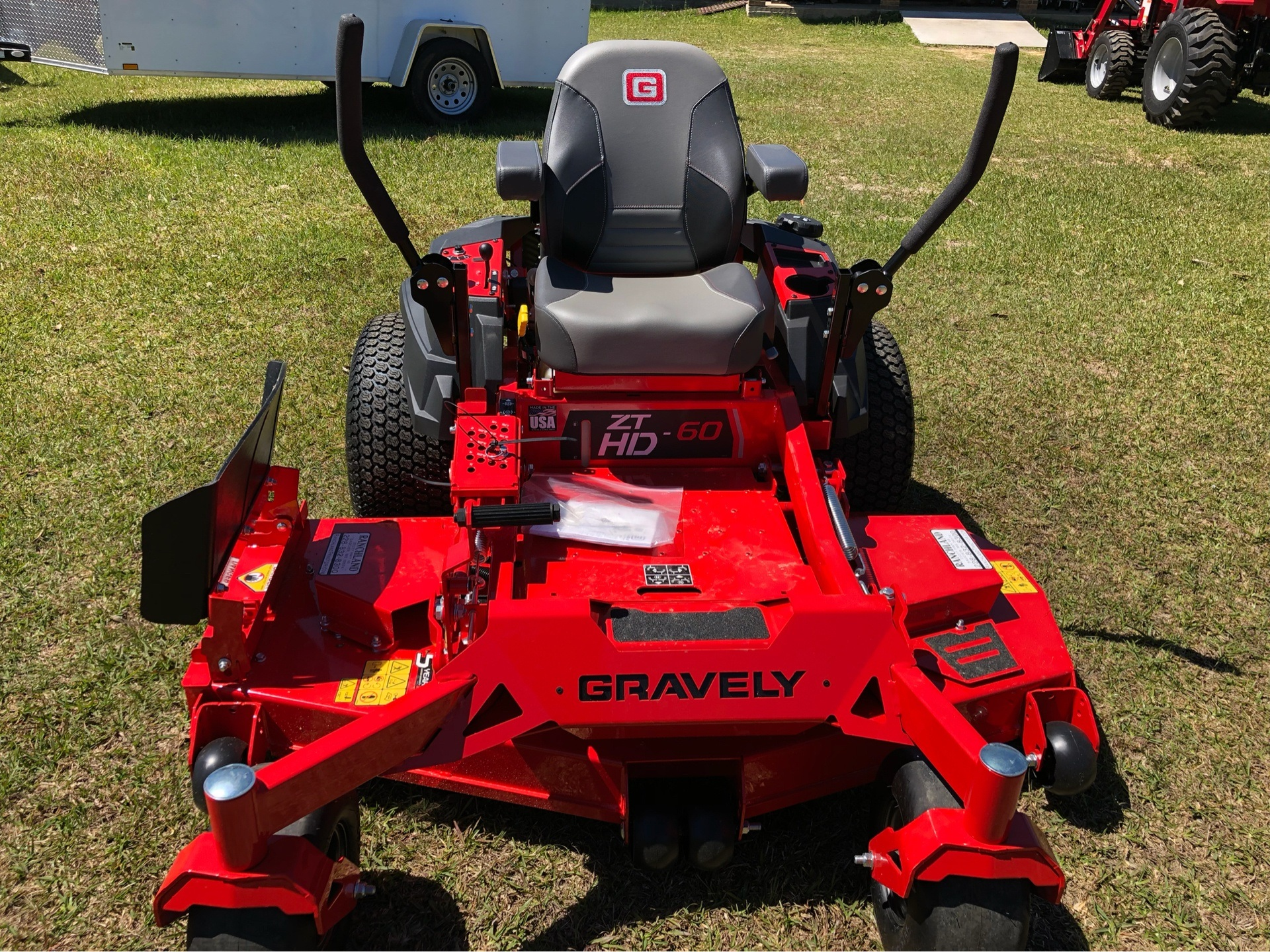 2019 Gravely USA ZT HD 60 (Kohler) in Saucier, Mississippi - Photo 2