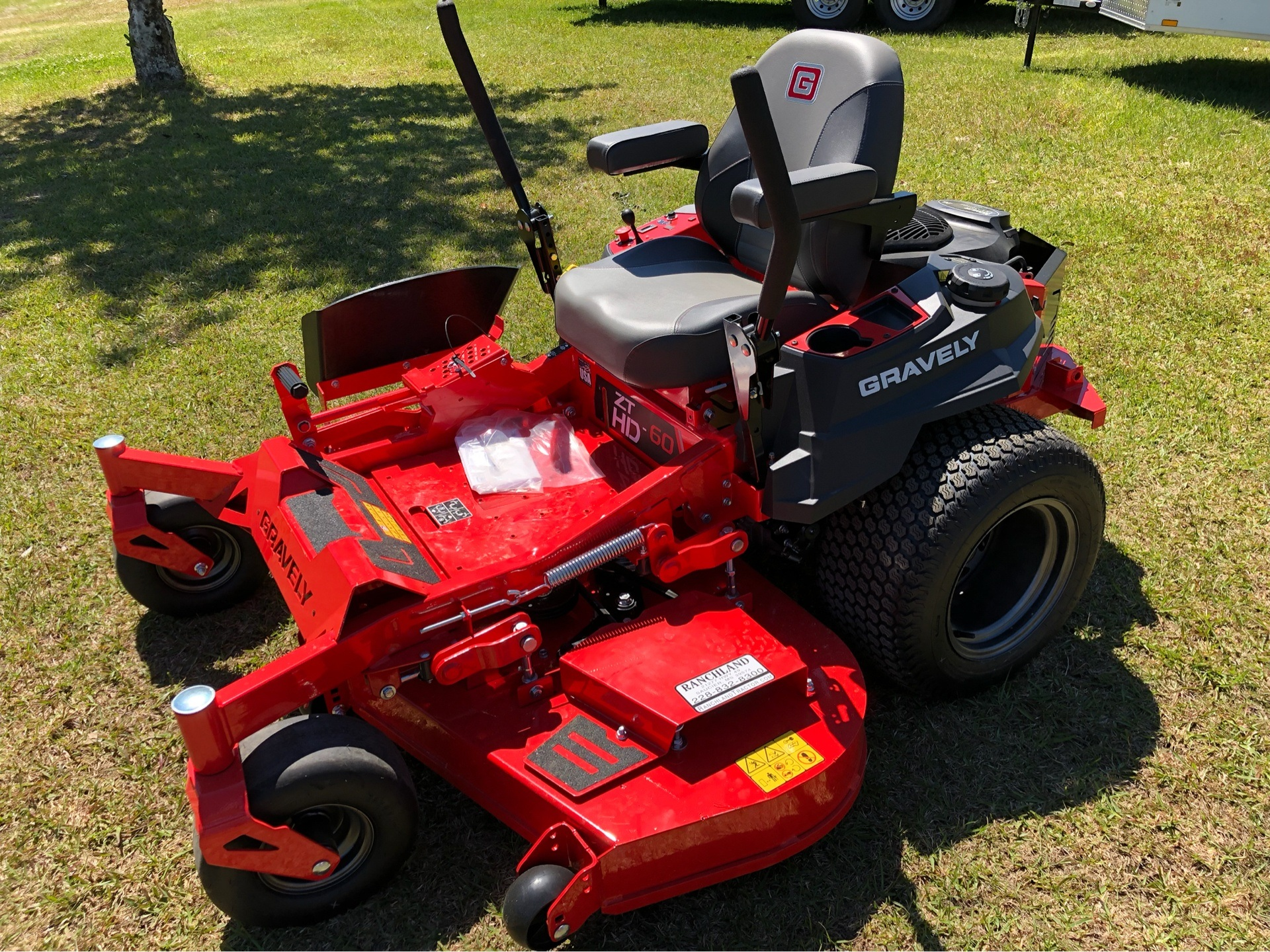 2019 Gravely USA ZT HD 60 (Kohler) in Saucier, Mississippi - Photo 4