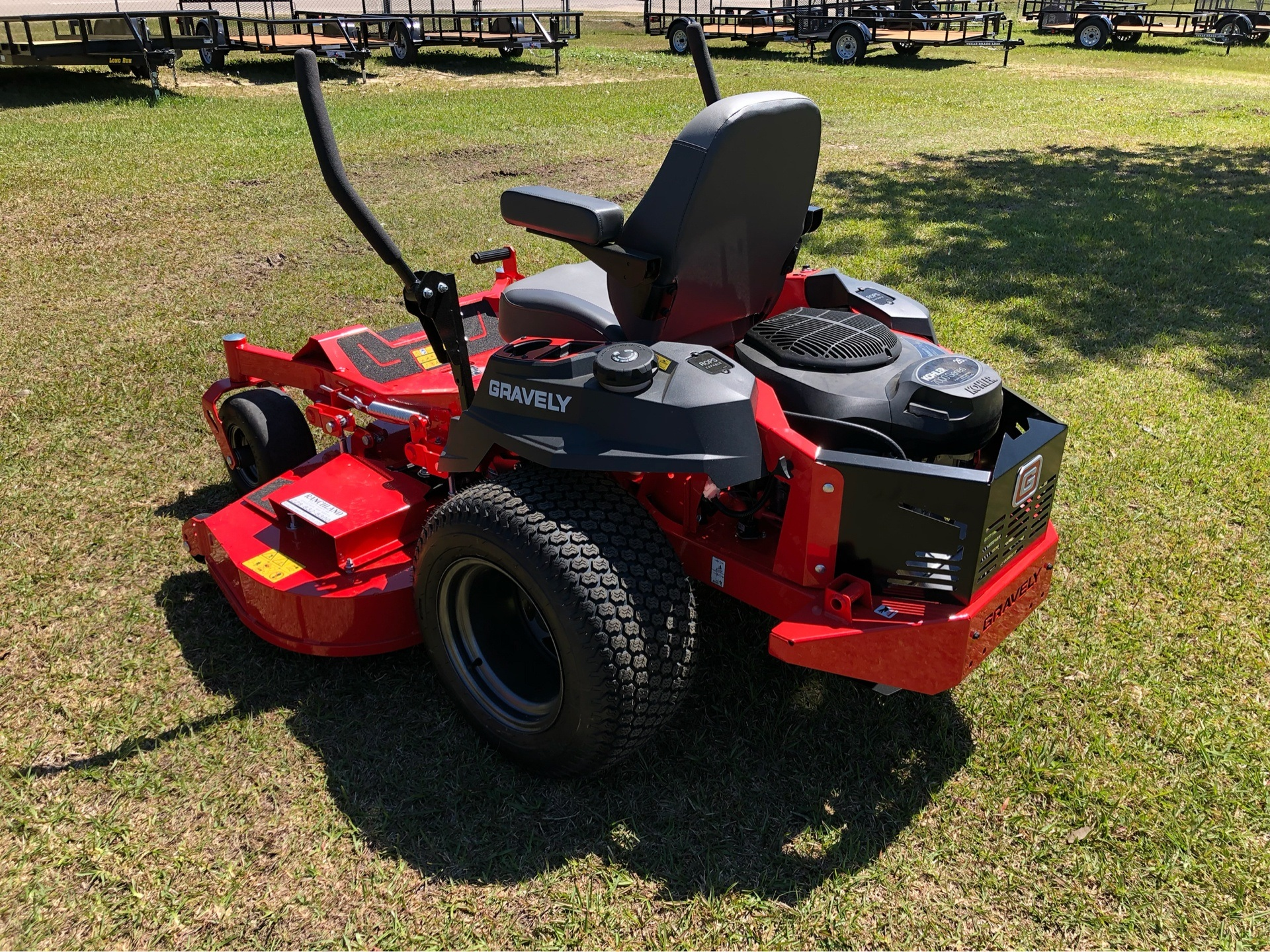 2019 Gravely USA ZT HD 60 (Kohler) in Saucier, Mississippi - Photo 5