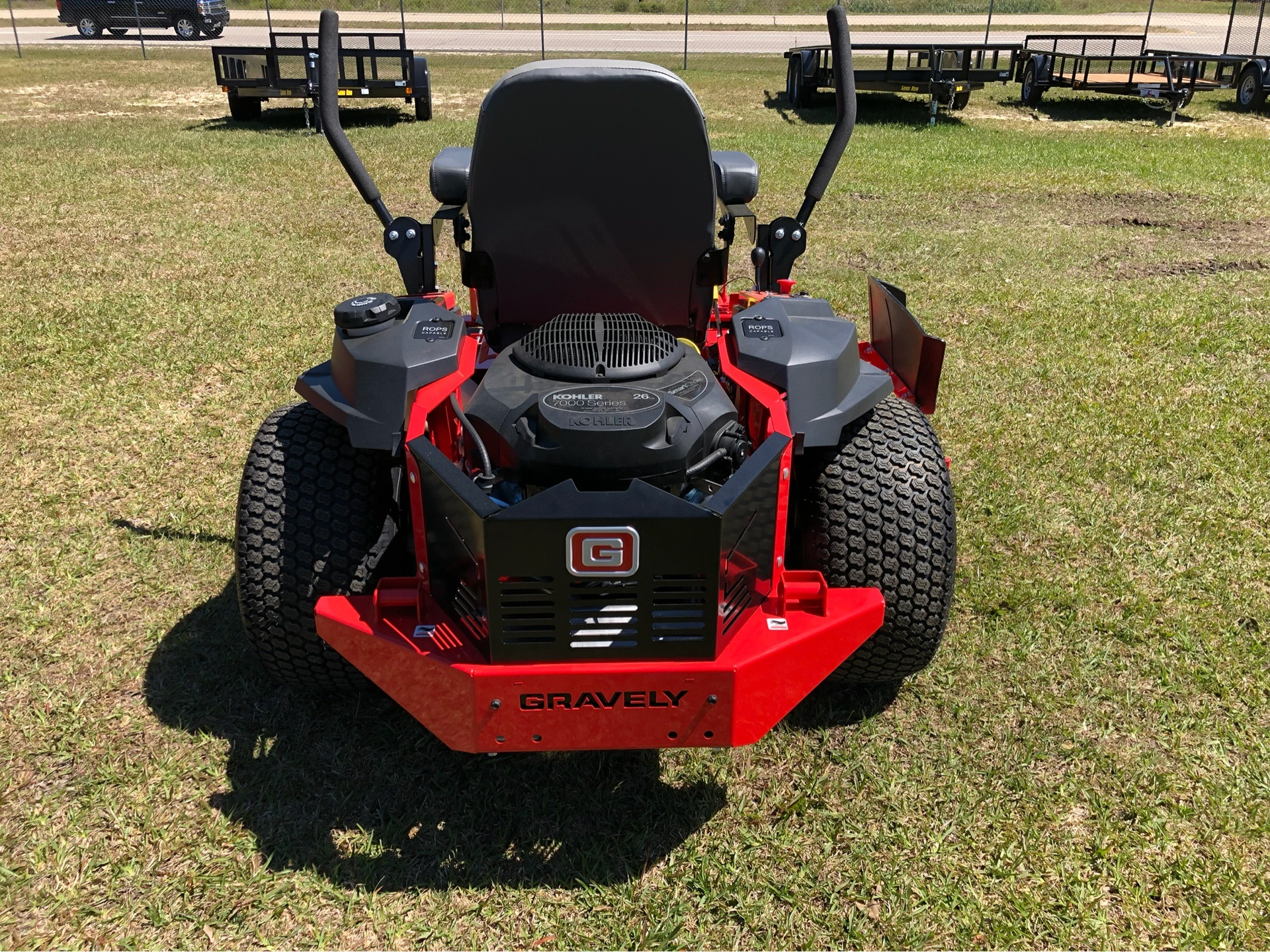 2019 Gravely USA ZT HD 60 (Kohler) in Saucier, Mississippi - Photo 6
