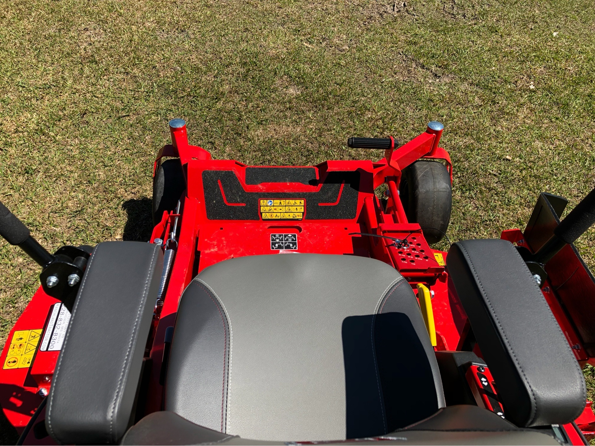2019 Gravely USA ZT HD 60 (Kohler) in Saucier, Mississippi - Photo 8