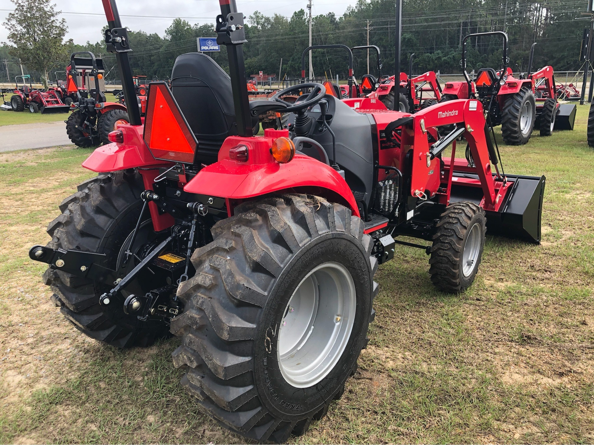 2019 Mahindra 1640 Shuttle in Saucier, Mississippi - Photo 6
