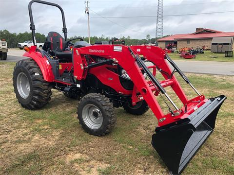 2019 Mahindra 1640 Shuttle in Saucier, Mississippi - Photo 1