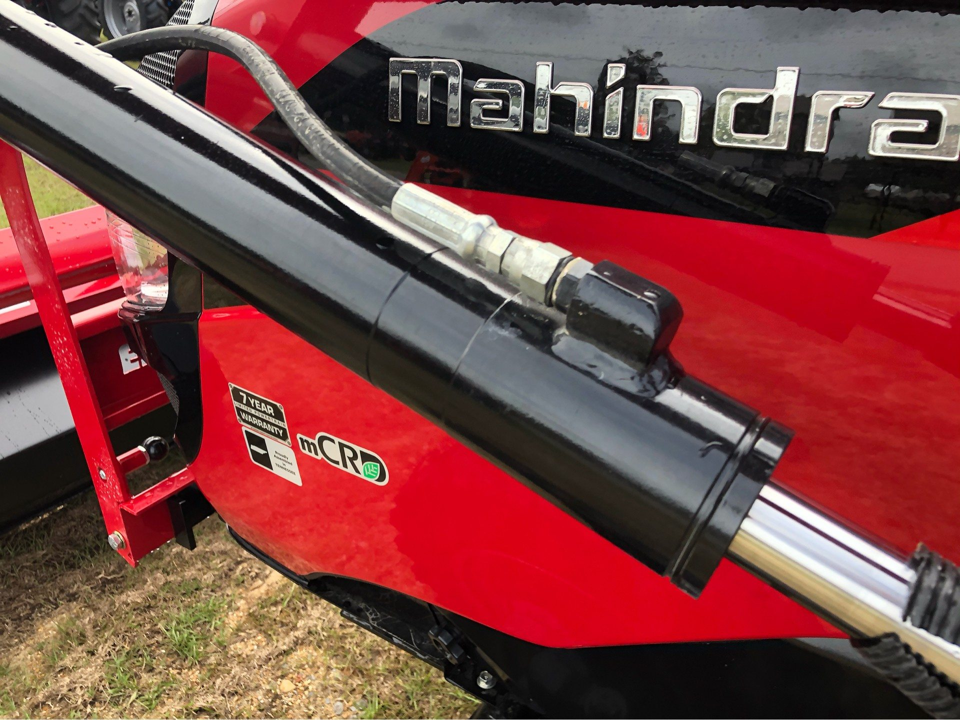 2019 Mahindra 1640 Shuttle in Saucier, Mississippi - Photo 8