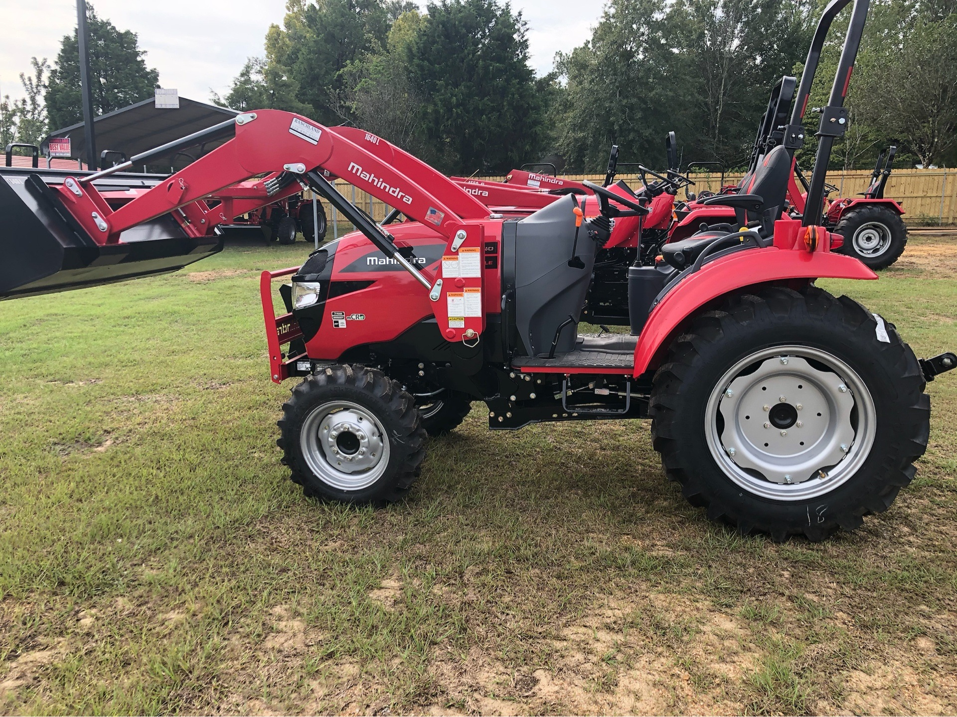 2019 Mahindra 1640 Shuttle in Saucier, Mississippi - Photo 11
