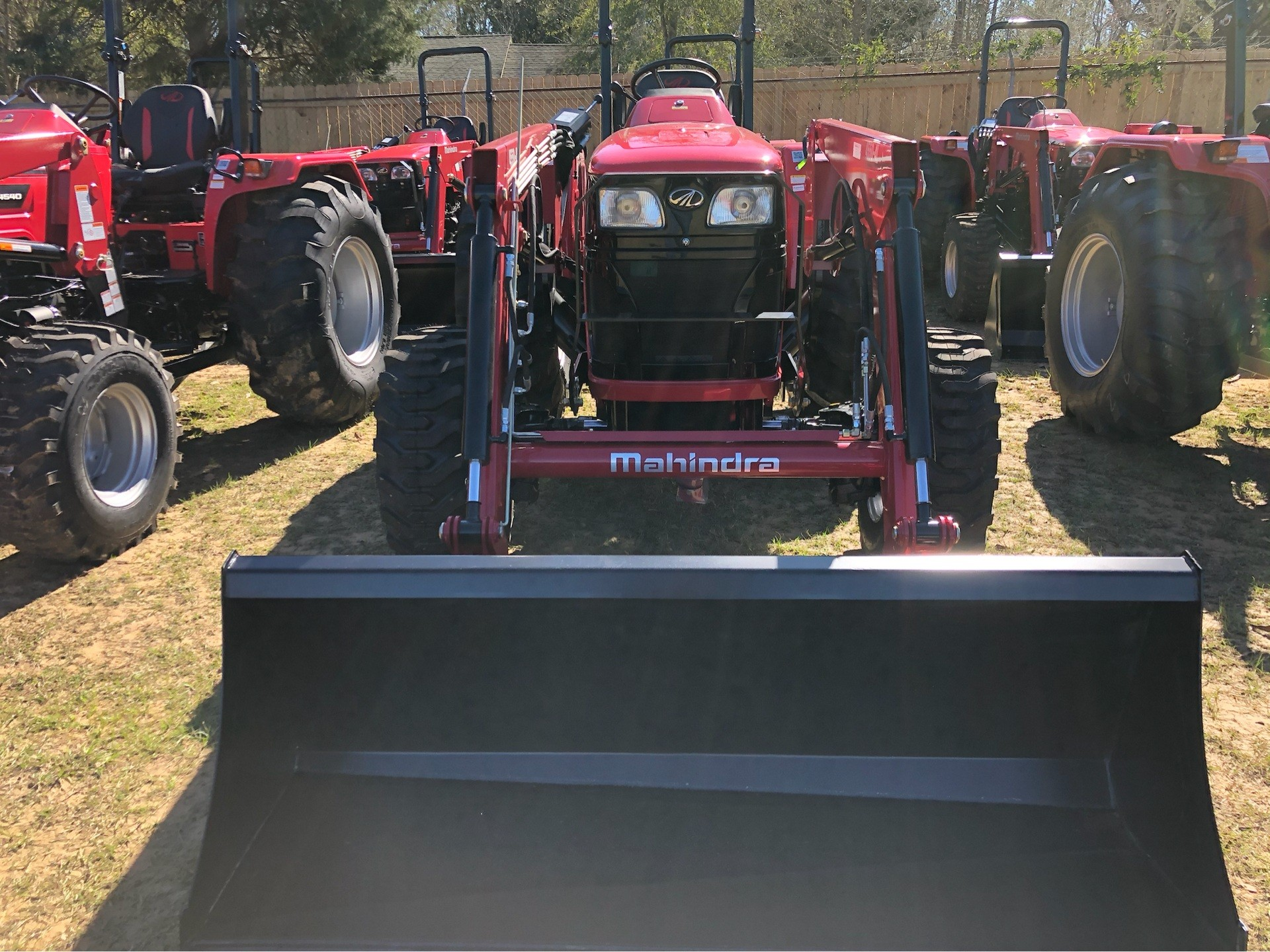 2020 Mahindra 4540 4WD in Saucier, Mississippi - Photo 1