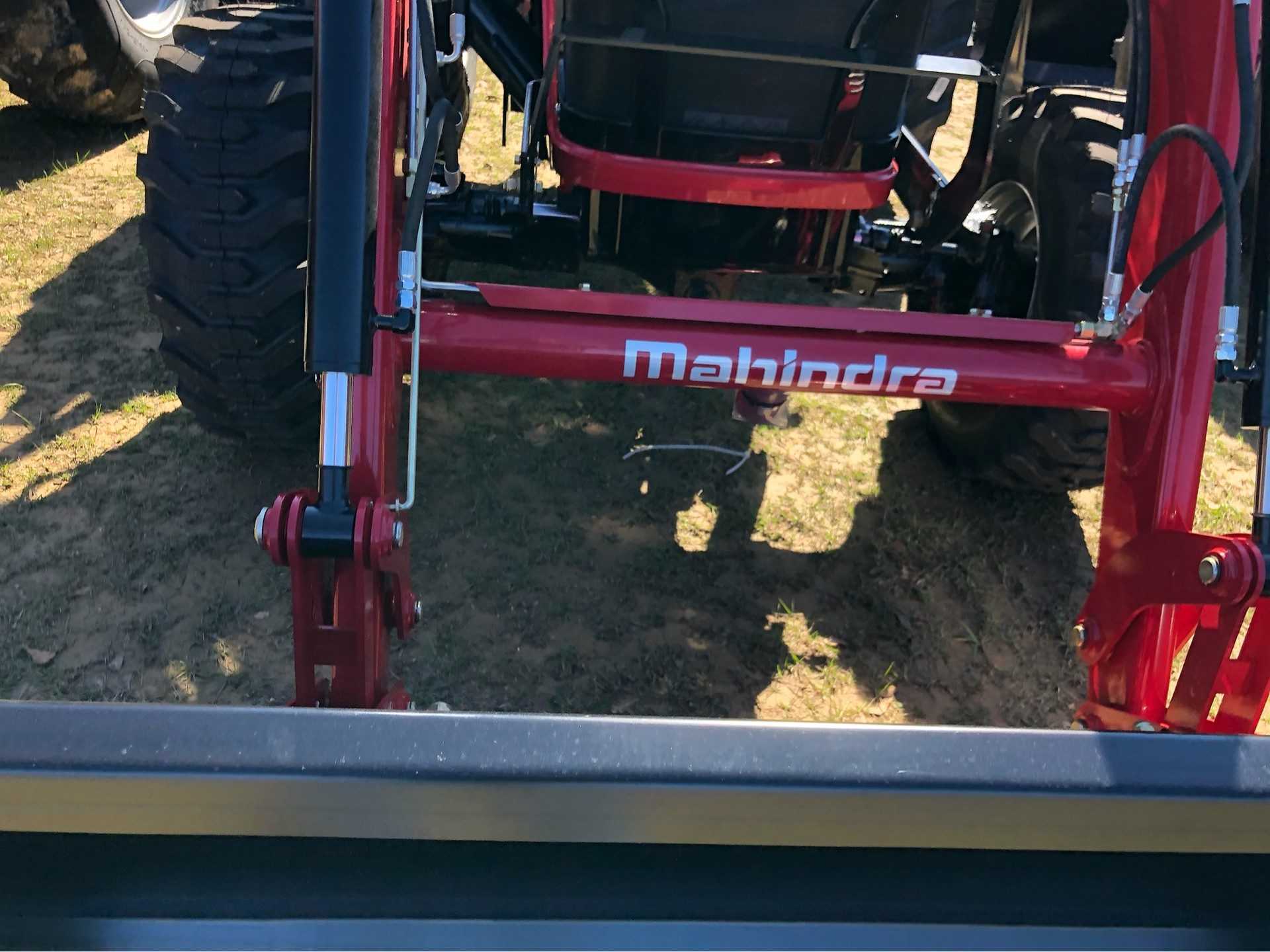 2020 Mahindra 4540 4WD in Saucier, Mississippi - Photo 2