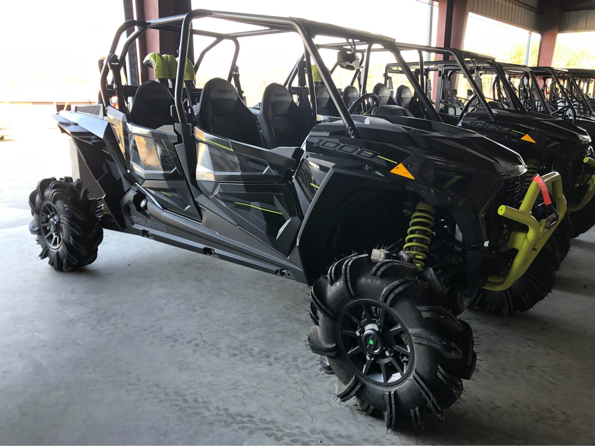 2020 Polaris RZR XP 4 1000 High Lifter in Saucier, Mississippi - Photo 1