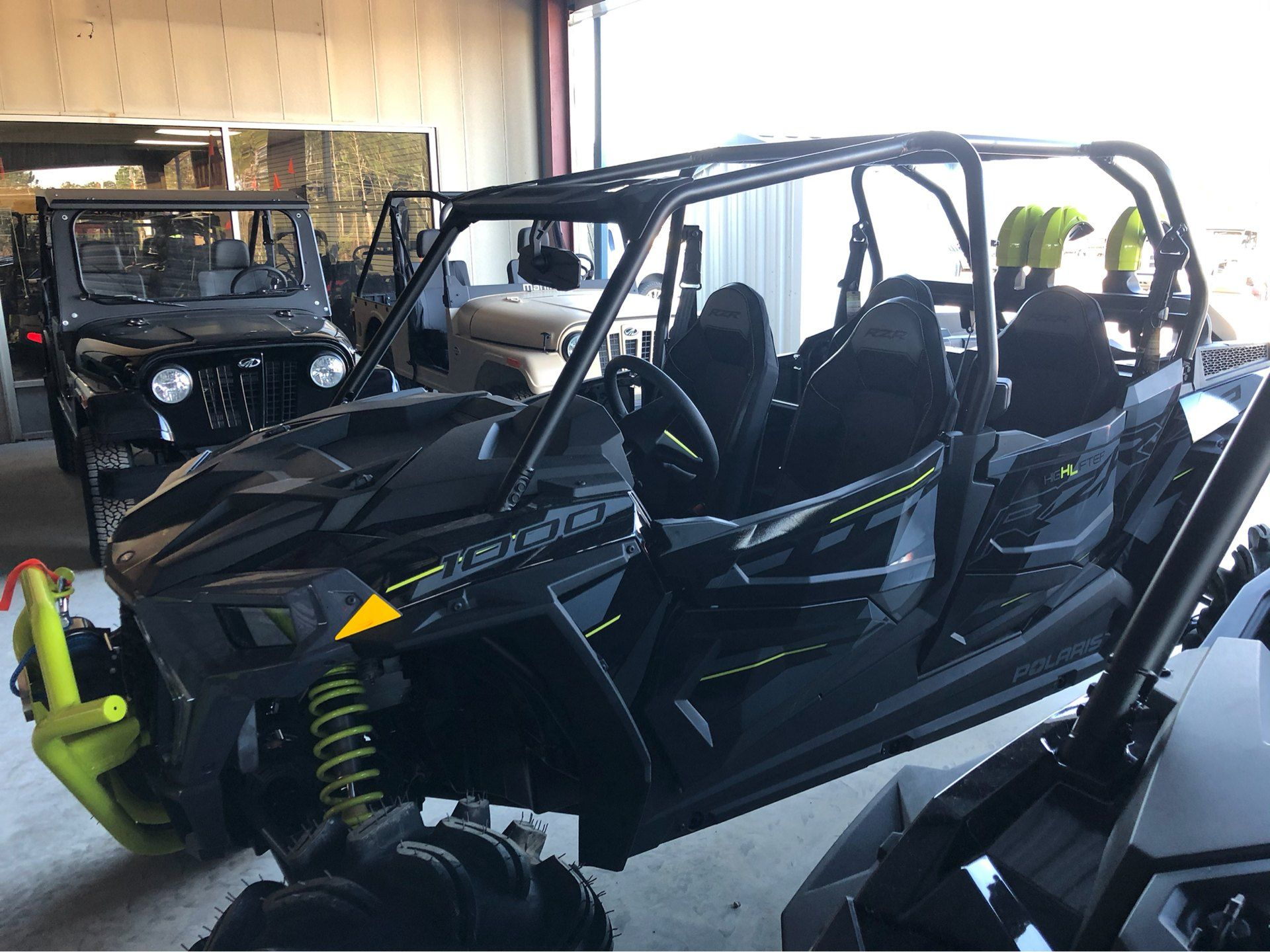 2020 Polaris RZR XP 4 1000 High Lifter in Saucier, Mississippi - Photo 3