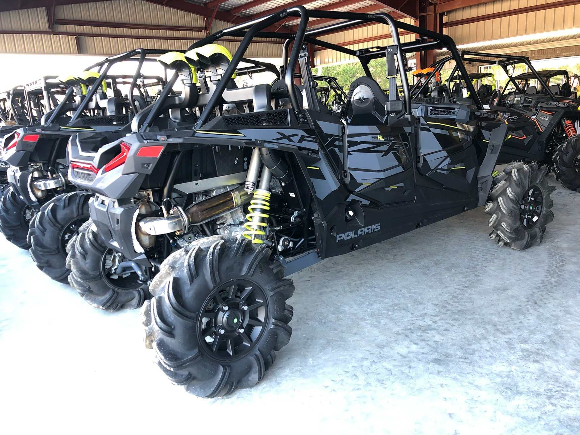 2020 Polaris RZR XP 4 1000 High Lifter in Saucier, Mississippi - Photo 5