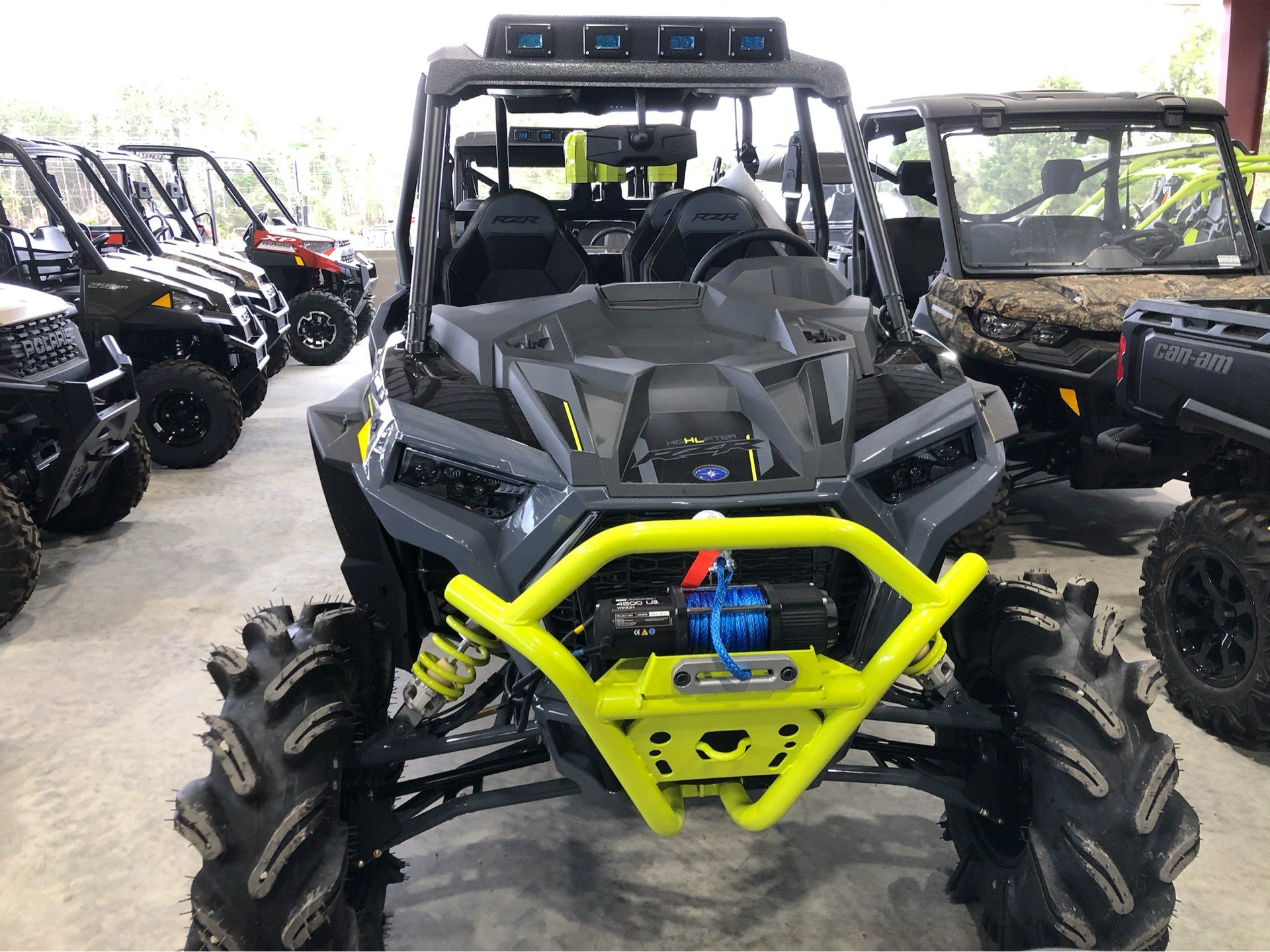 2020 Polaris RZR XP 4 1000 High Lifter in Saucier, Mississippi - Photo 2