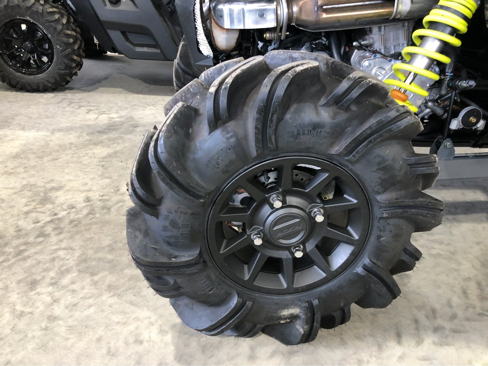 2020 Polaris RZR XP 4 1000 High Lifter in Saucier, Mississippi - Photo 6