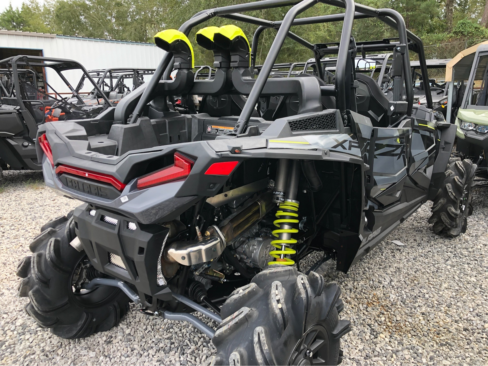 2020 Polaris RZR XP 4 1000 High Lifter in Saucier, Mississippi - Photo 7