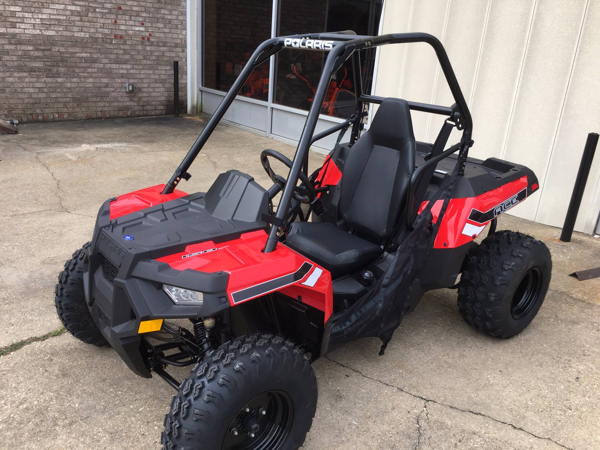 2017 Polaris Ace 150 EFI in Saucier, Mississippi