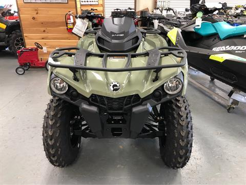 2019 Can-Am Outlander 570 in Saucier, Mississippi - Photo 2