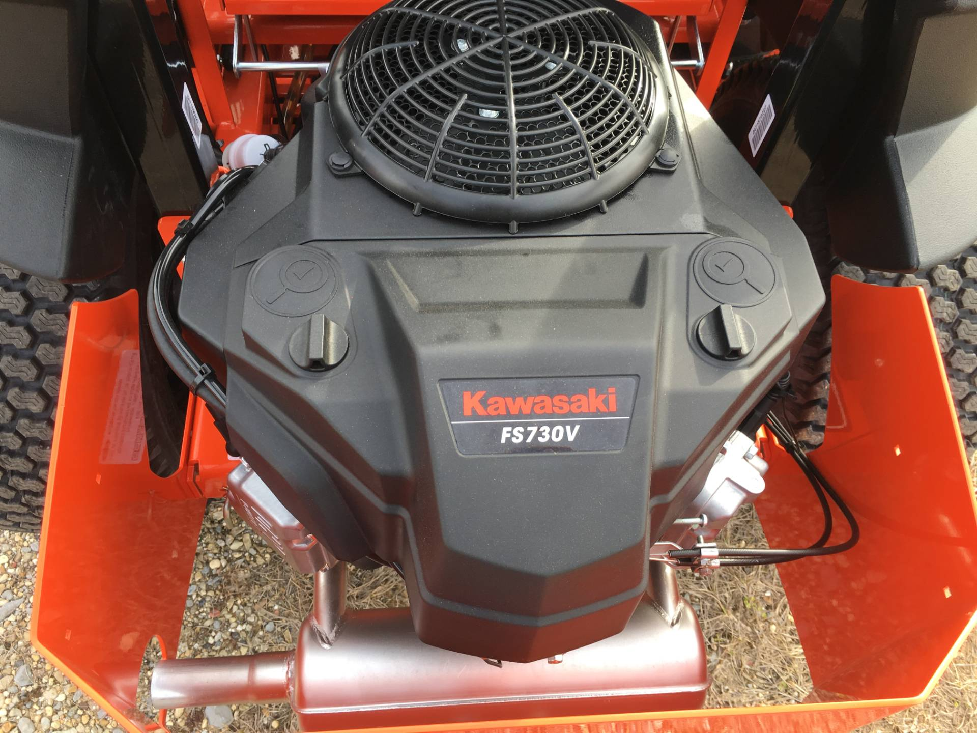"2018 Bad Boy Mowers Maverick 54"" Kawasaki - BMV54FS730 in Saucier, Mississippi"