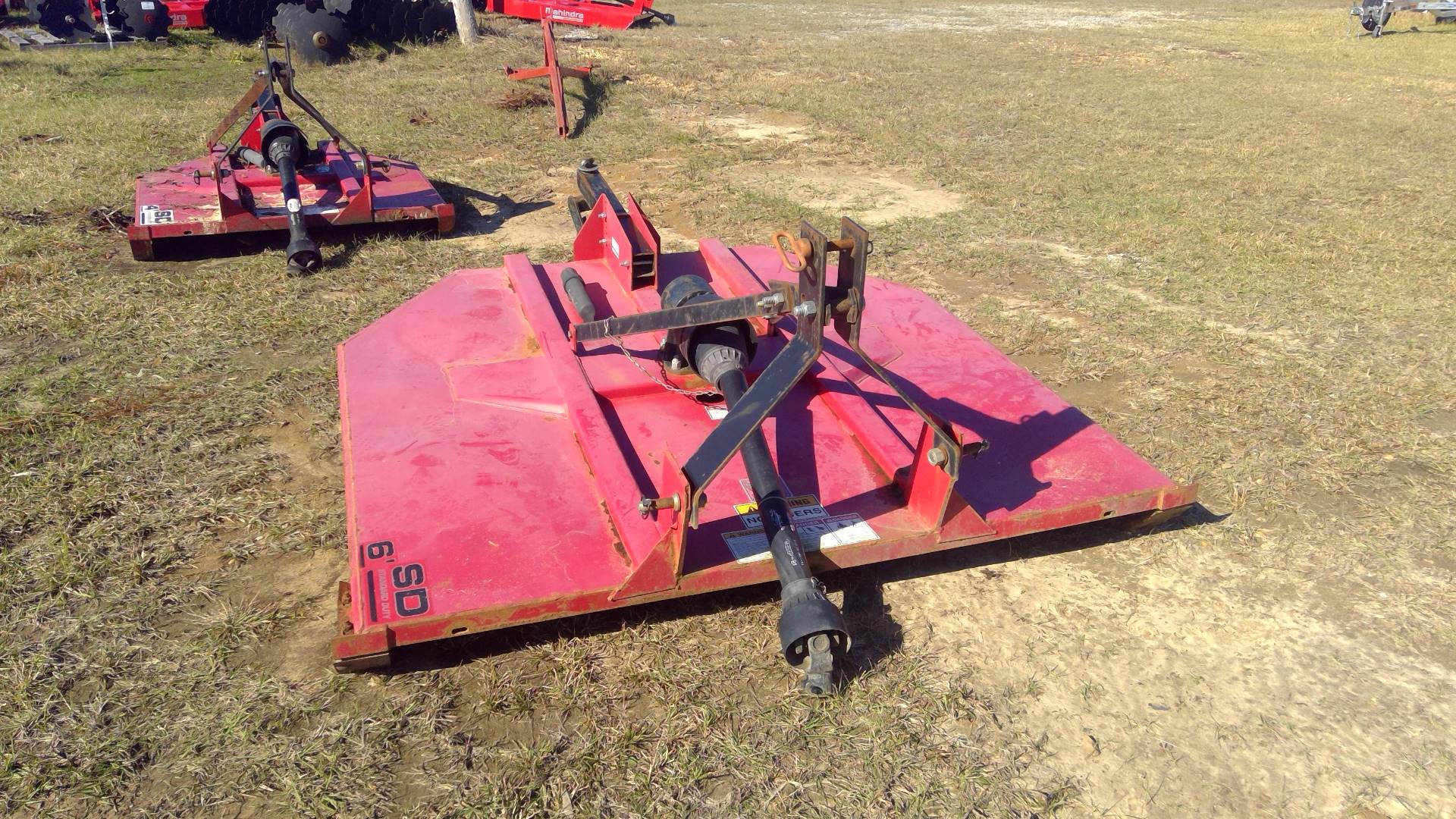 2014 Mahindra 6 ft. SD Lift-Type Cutter in Saucier, Mississippi