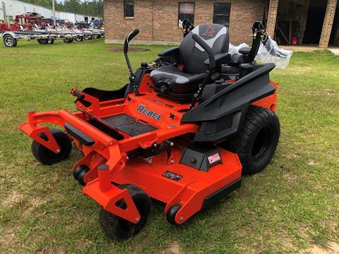 "2019 Bad Boy Mowers Rebel 61"" with 35hp Kawasaki w/ Susp Seat in Saucier, Mississippi - Photo 1"