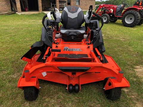"2019 Bad Boy Mowers Rebel 61"" with 35hp Kawasaki w/ Susp Seat in Saucier, Mississippi - Photo 3"