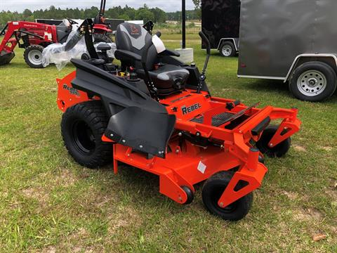 "2019 Bad Boy Mowers Rebel 61"" with 35hp Kawasaki w/ Susp Seat in Saucier, Mississippi - Photo 5"