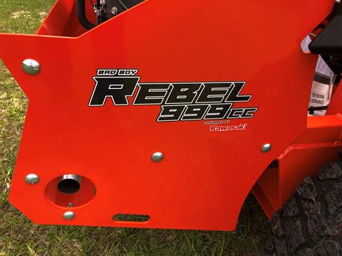 "2019 Bad Boy Mowers Rebel 61"" with 35hp Kawasaki w/ Susp Seat in Saucier, Mississippi - Photo 8"