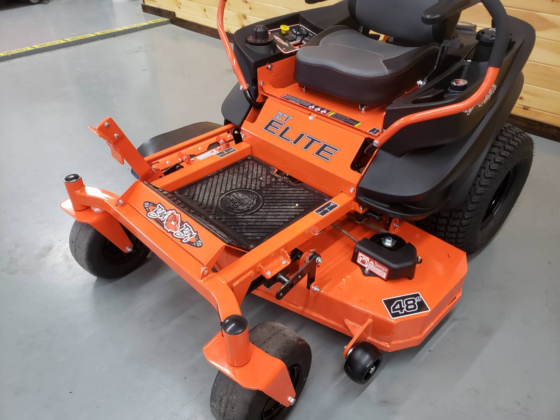 "2019 Bad Boy Mowers ZT Elite 48"" with Kohler ZT740 in Saucier, Mississippi - Photo 3"