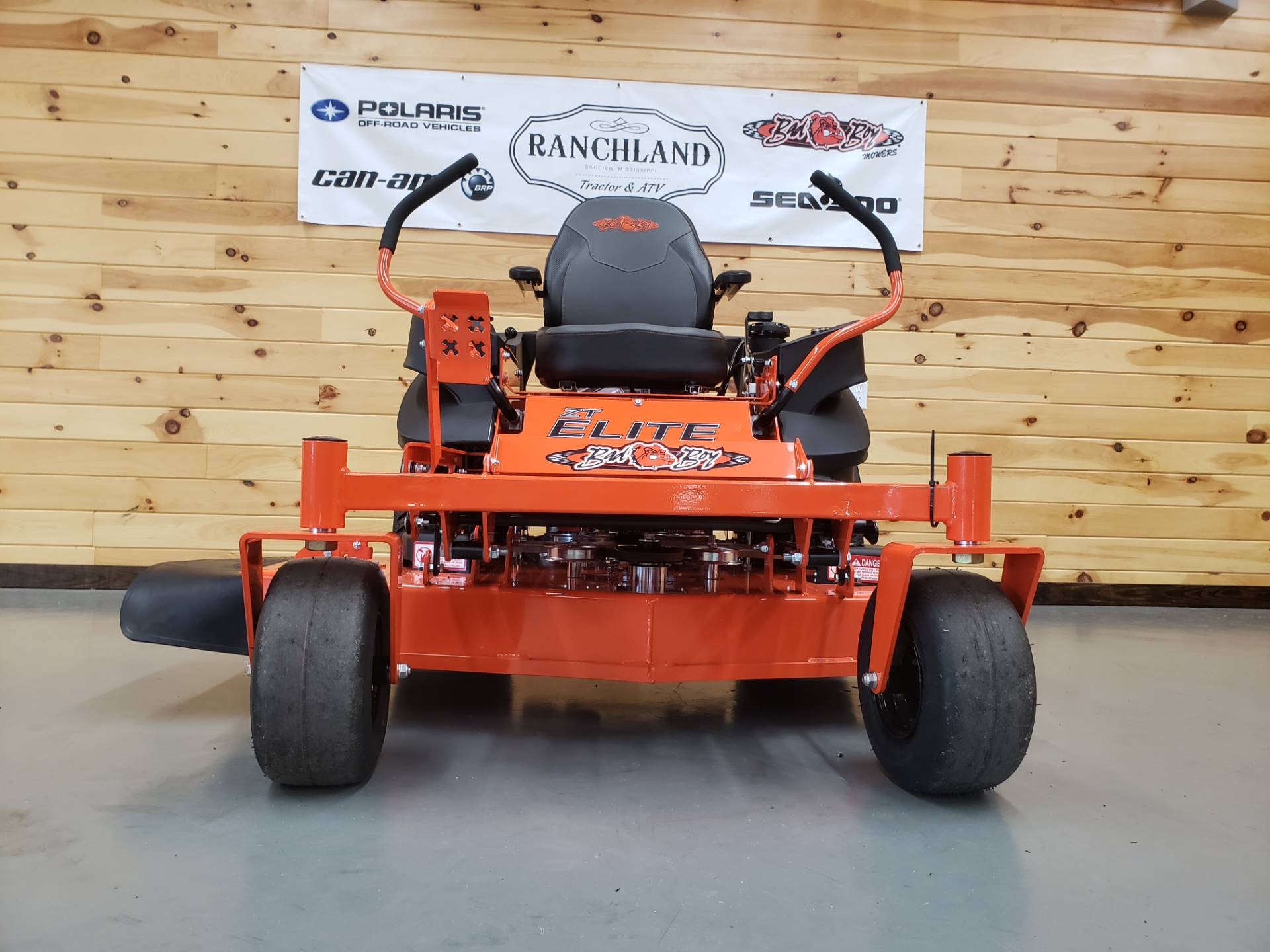 "2019 Bad Boy Mowers ZT Elite 48"" with Kohler ZT740 in Saucier, Mississippi - Photo 14"