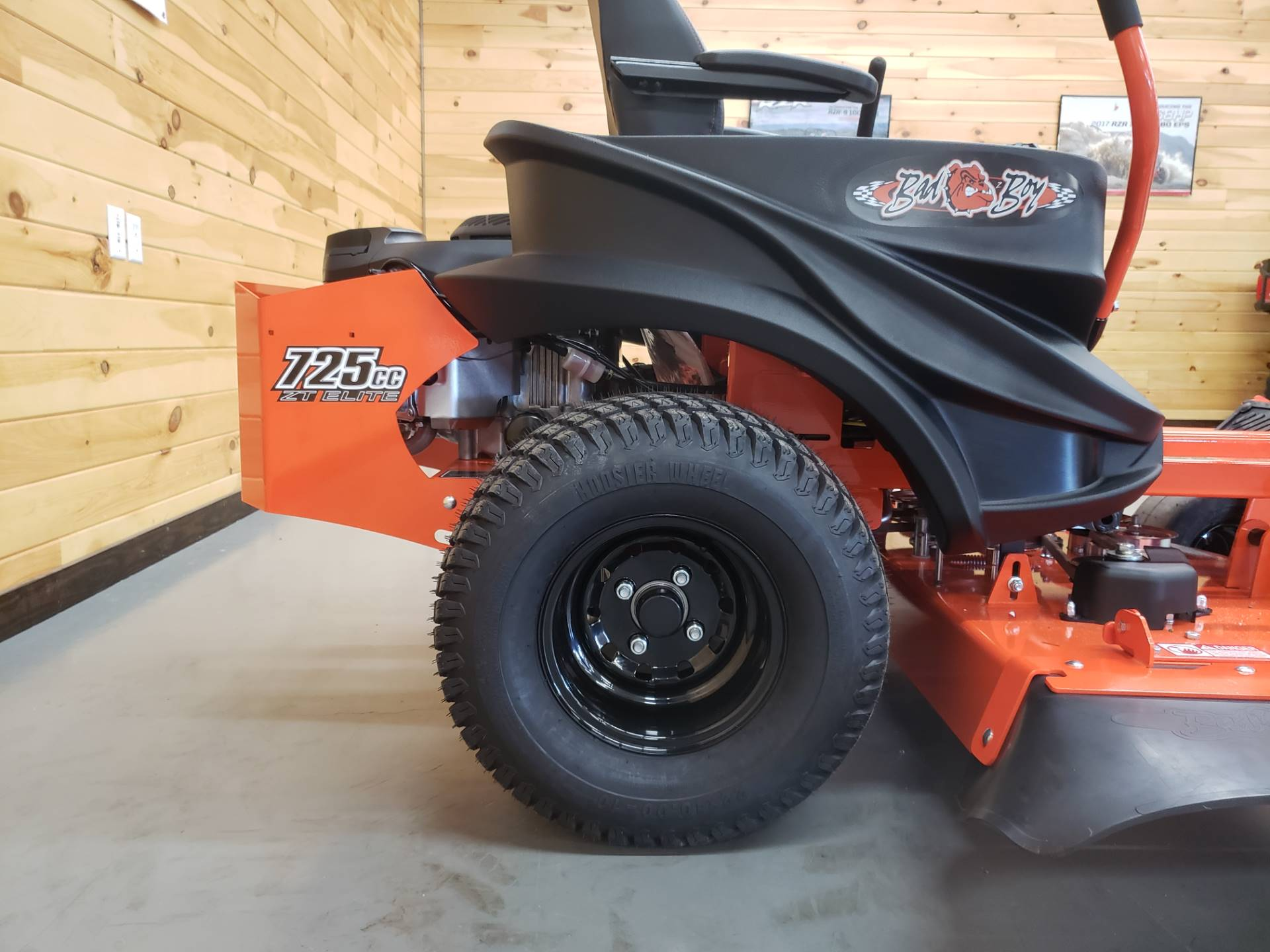 "2019 Bad Boy Mowers ZT Elite 48"" with Kohler ZT740 in Saucier, Mississippi - Photo 16"