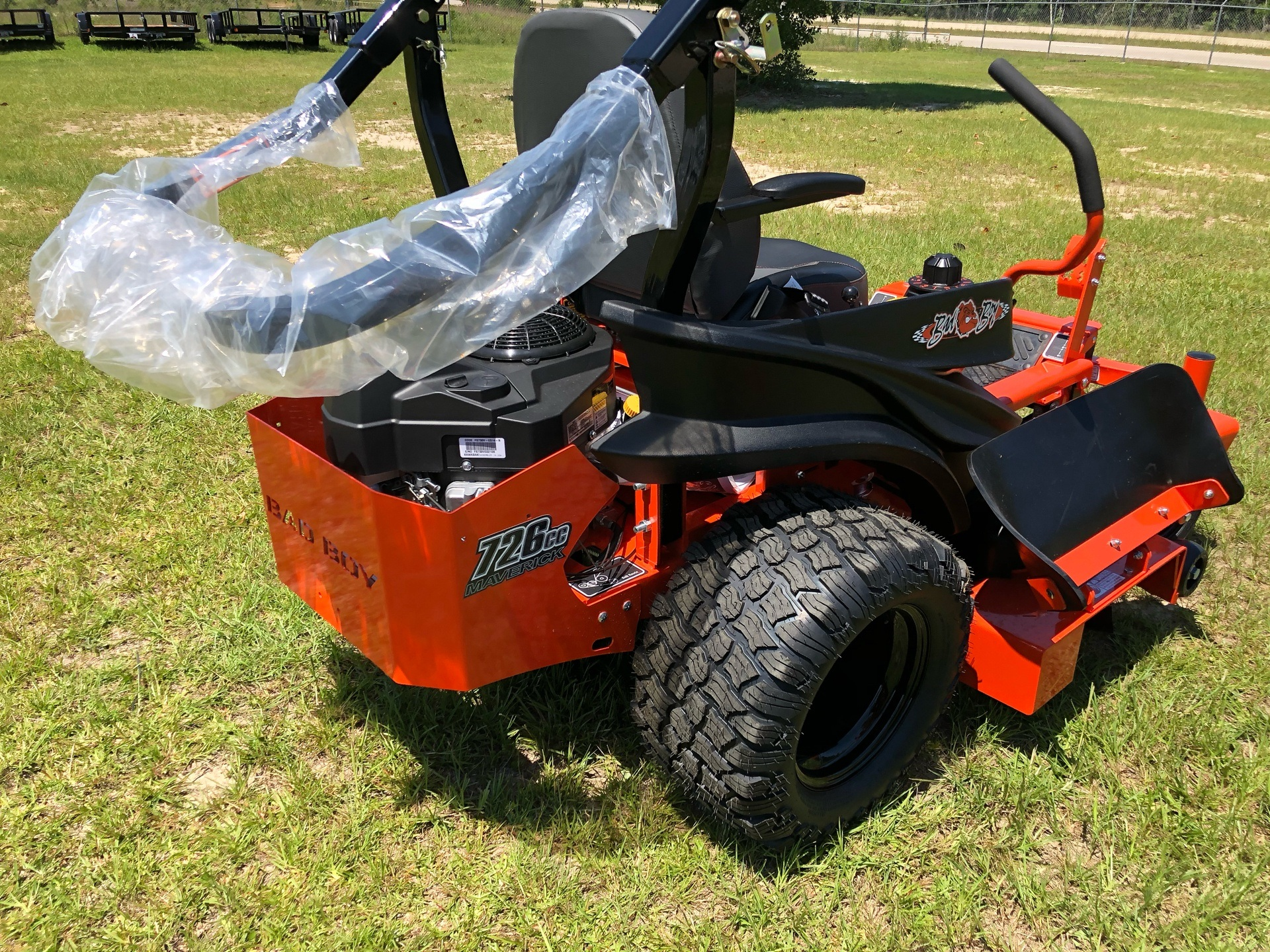 2020 Bad Boy Mowers Maverick 54 in. Kawasaki FS730 726 cc in Saucier, Mississippi - Photo 3
