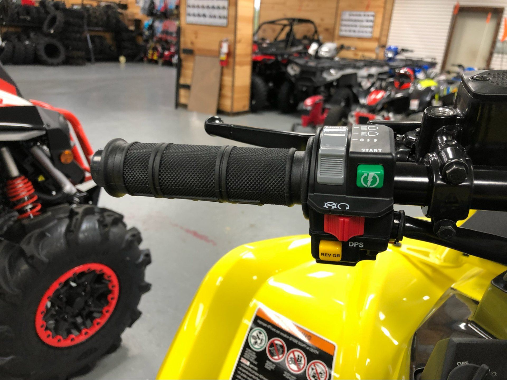 2019 Can-Am Outlander X mr 570 in Saucier, Mississippi