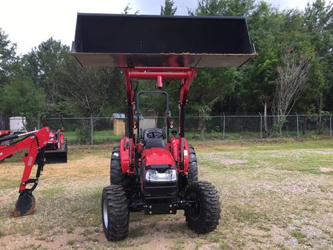 2017 Mahindra 3540 4WD HST in Saucier, Mississippi