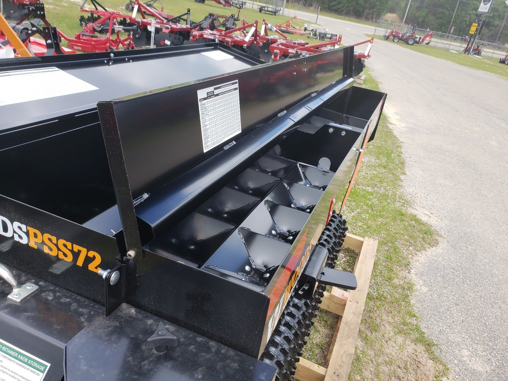 "2019 Woods 72"" Seeder Hunting Edition - 1036472DLC in Saucier, Mississippi"