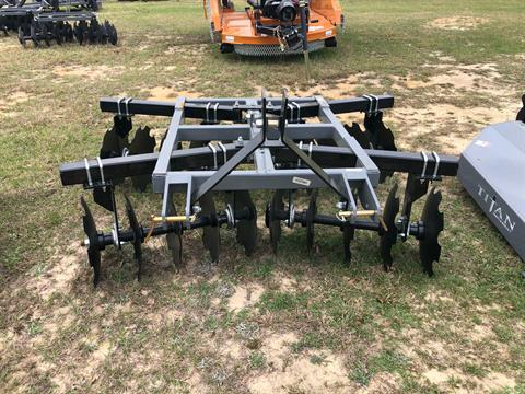 2021 Titan Implement 20x18 Disc - Adjustable in Saucier, Mississippi - Photo 2
