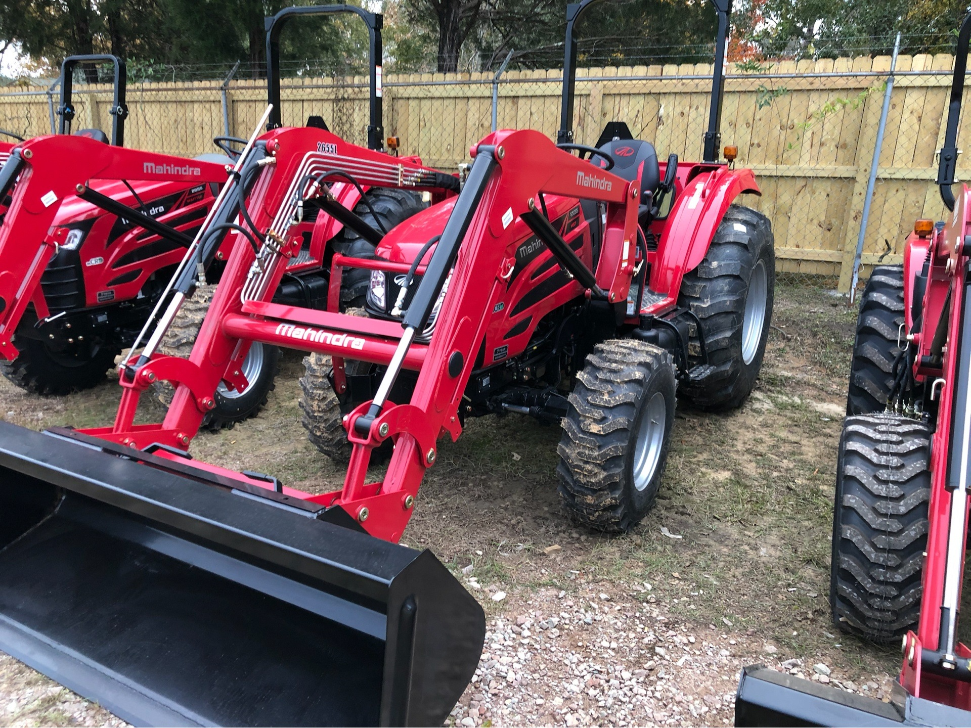 2019 Mahindra 2655 HST OS in Saucier, Mississippi - Photo 1