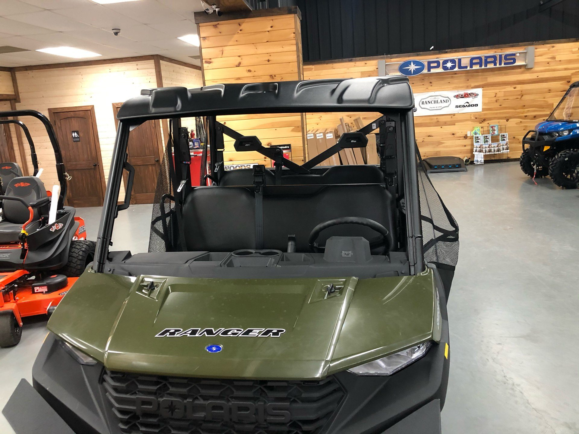 2021 Polaris Ranger Crew 1000 in Saucier, Mississippi - Photo 2