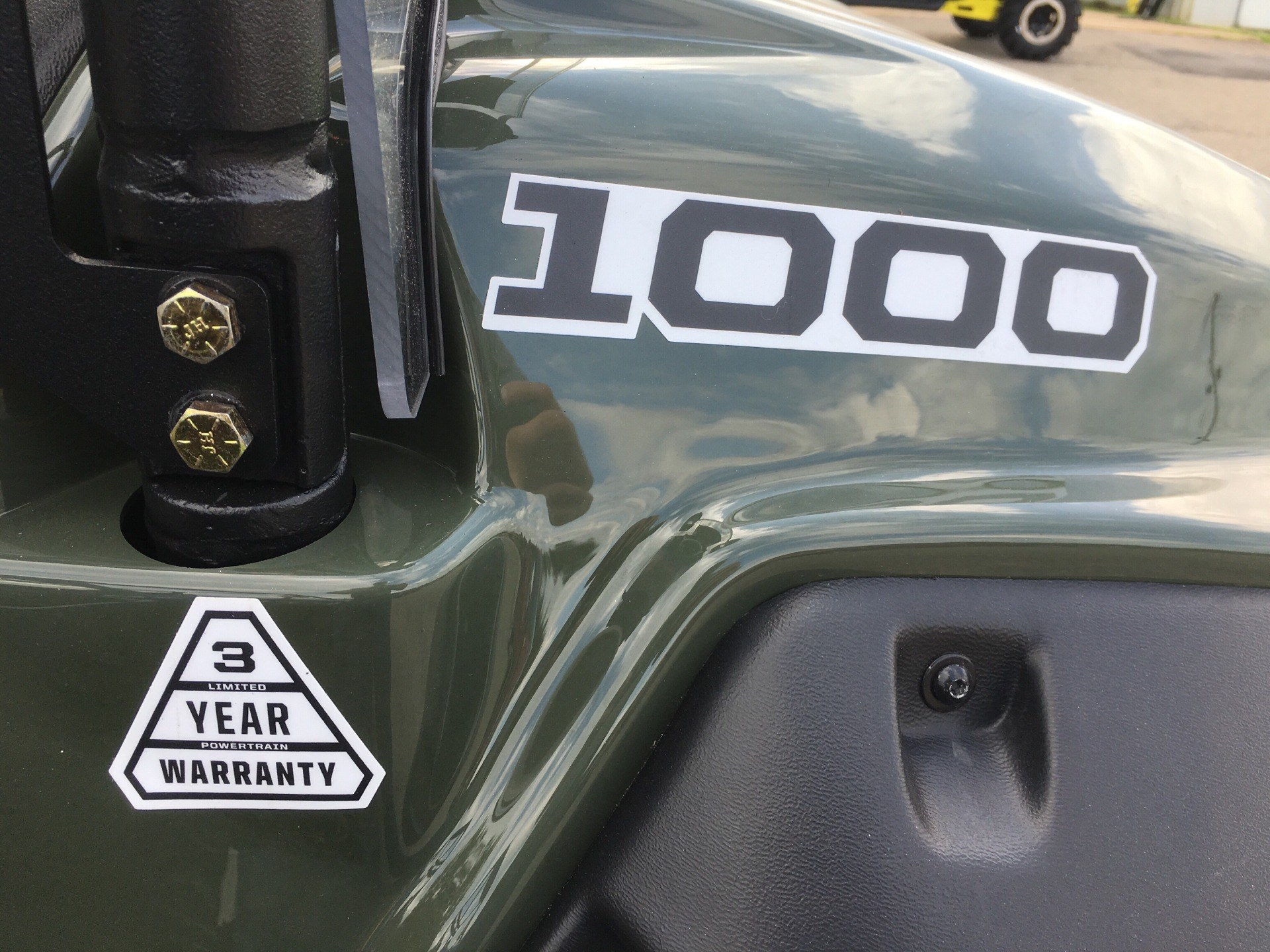 2018 Mahindra Retriever 1000 Diesel Crew in Saucier, Mississippi