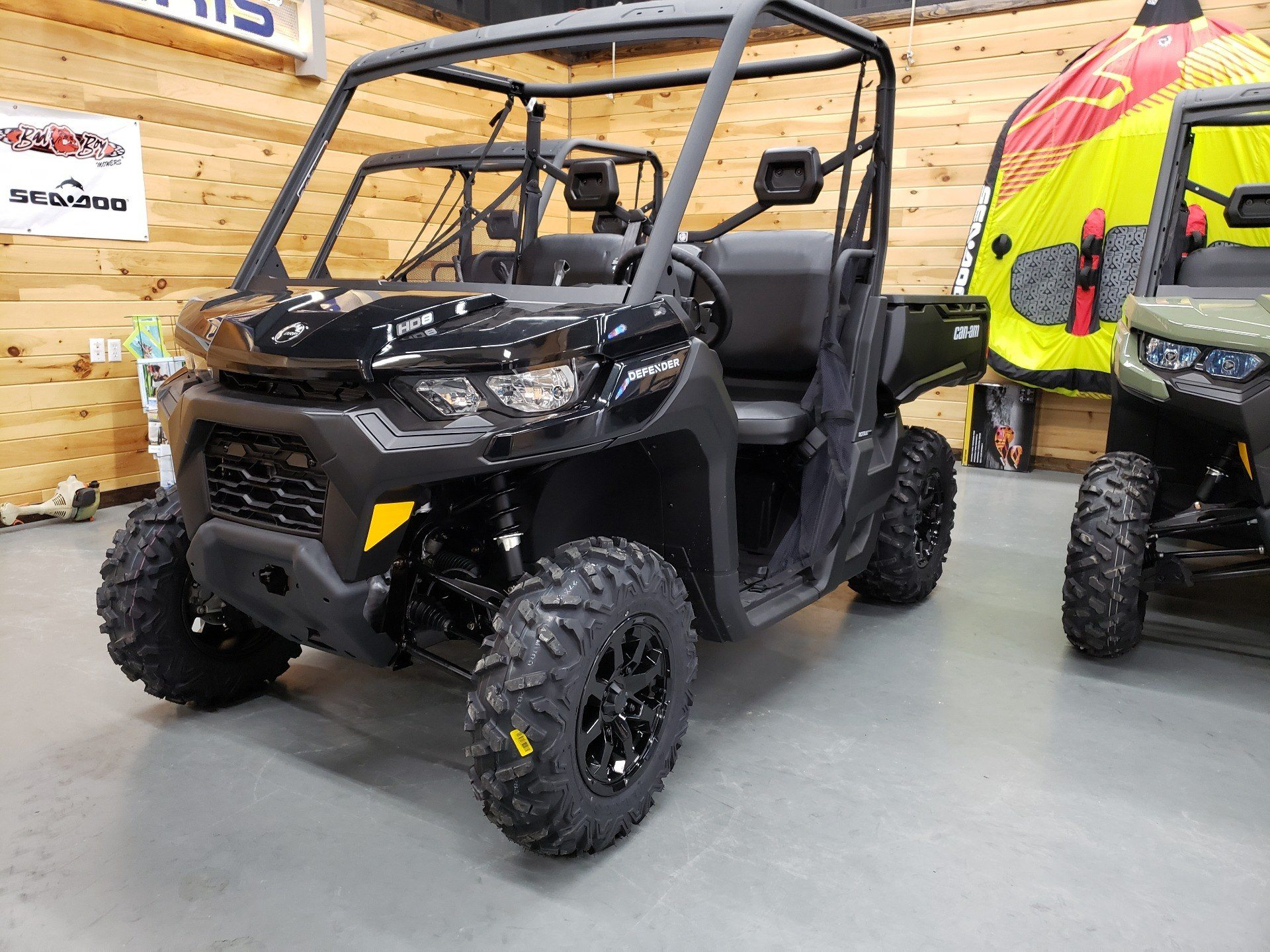2021 Can-Am Defender DPS HD8 in Saucier, Mississippi - Photo 1