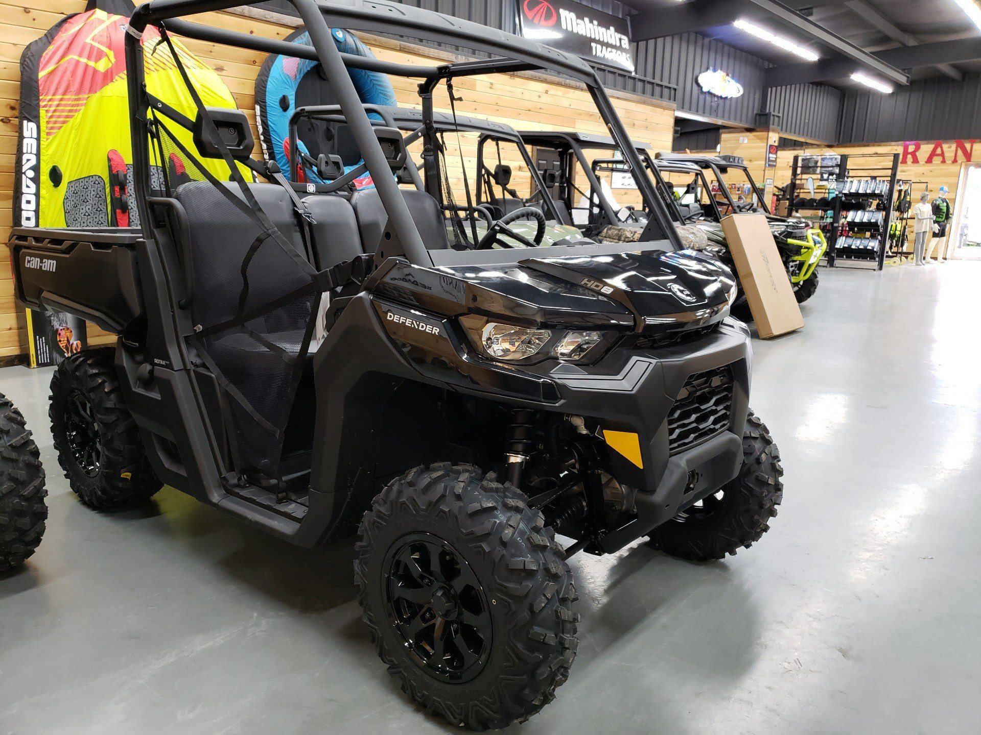 2021 Can-Am Defender DPS HD8 in Saucier, Mississippi - Photo 3