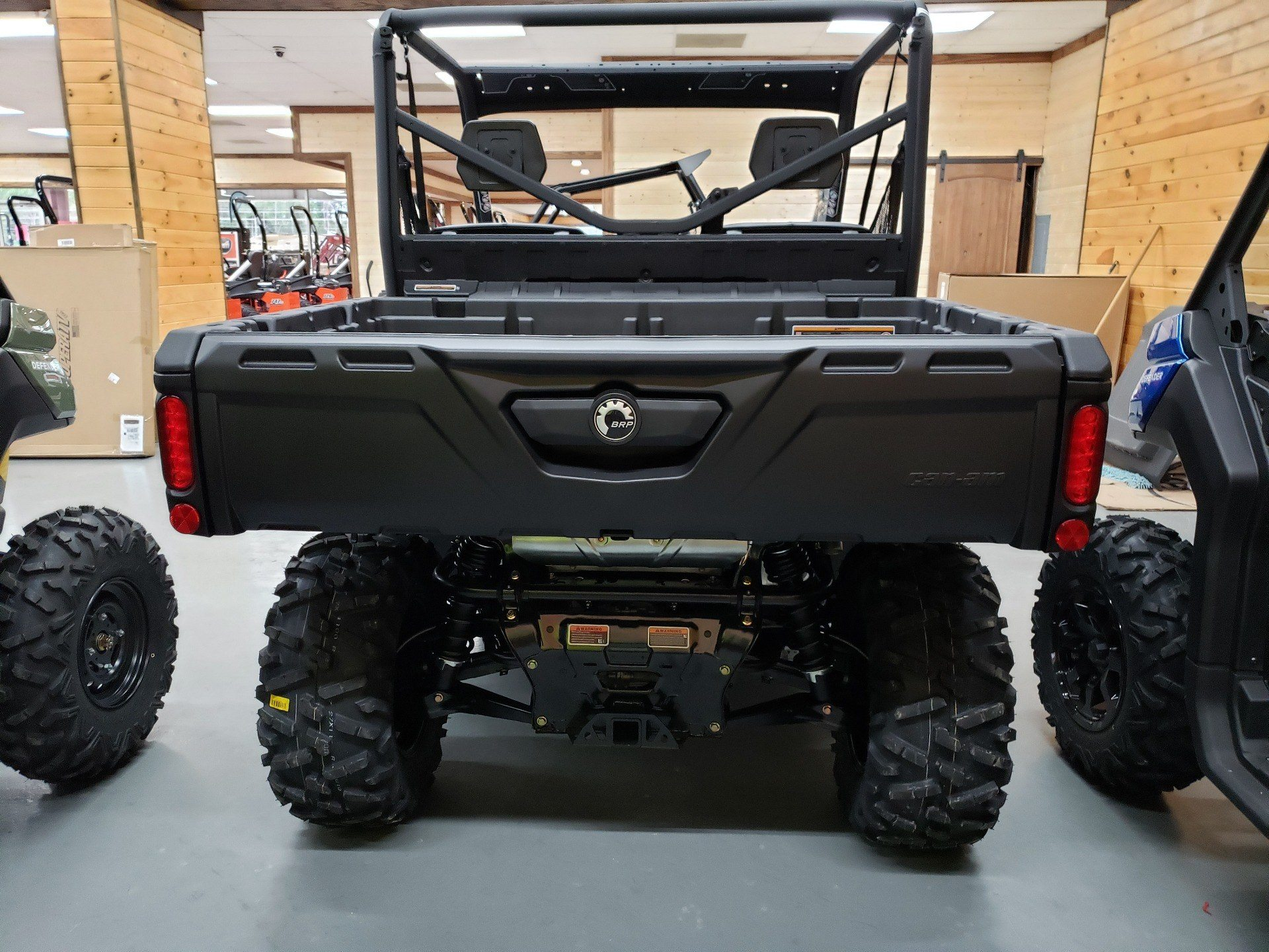 2021 Can-Am Defender DPS HD8 in Saucier, Mississippi - Photo 7