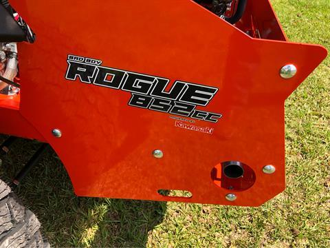 "2019 Bad Boy Mowers Rogue 61"" with 27hp Kawasaki in Saucier, Mississippi - Photo 7"