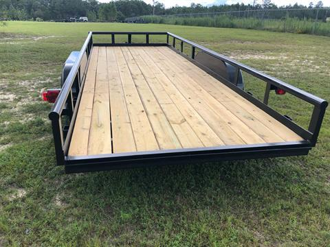 2020 Ranchland Trailers 7x20 Big Pipe 10K, SIR in Saucier, Mississippi - Photo 6