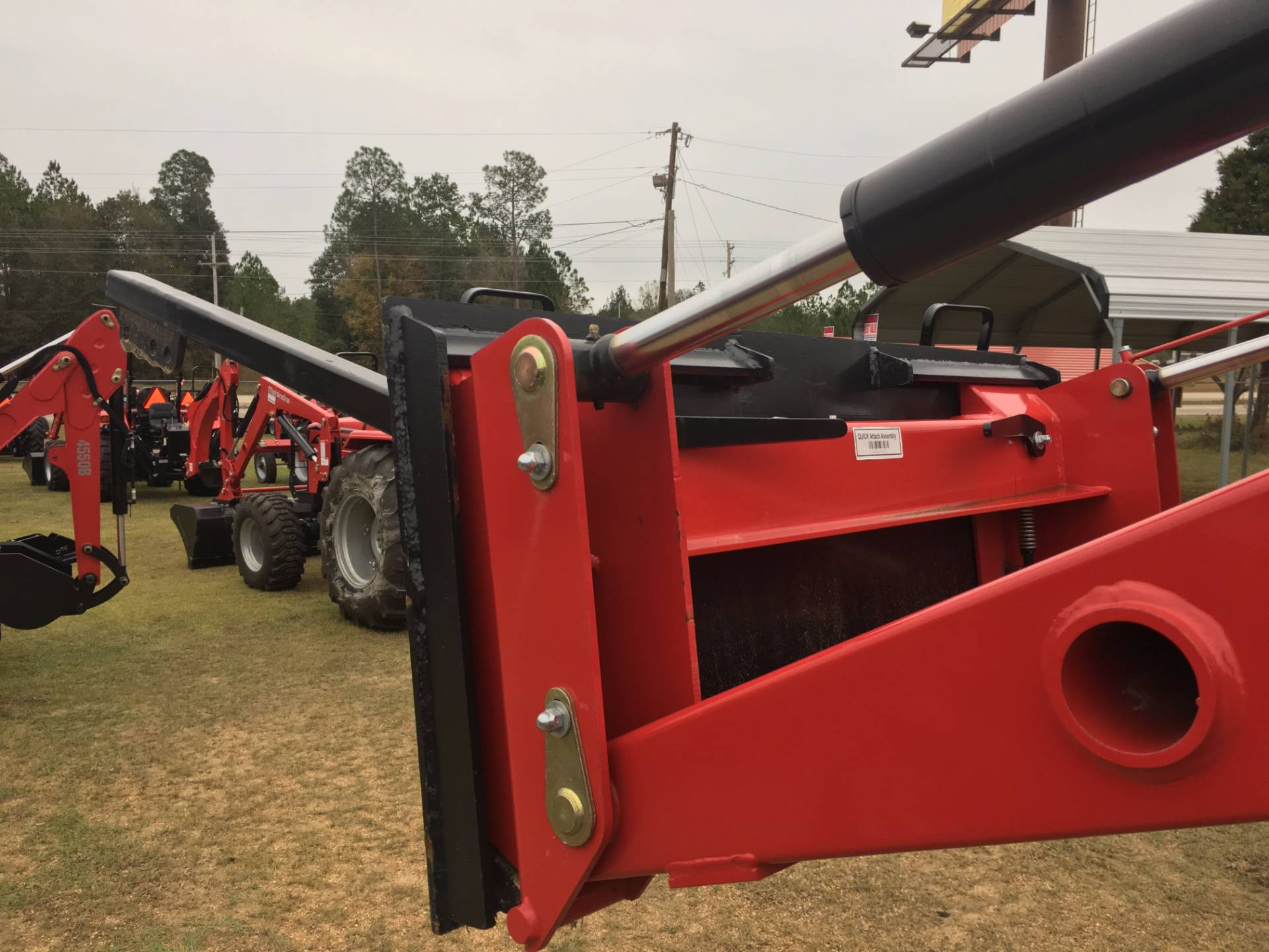 2016 Five Star Skid Steer Tree Boom in Saucier, Mississippi