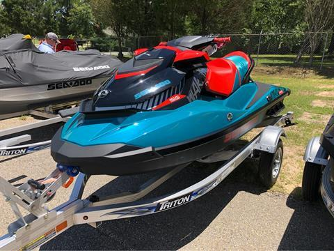 2019 Sea-Doo WAKE 155 iBR in Saucier, Mississippi - Photo 1
